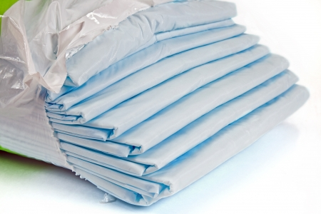 bed sheet: Sheets Stock Photo
