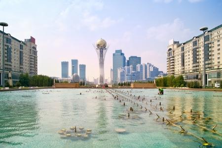 Astana. Municipal landscape photo