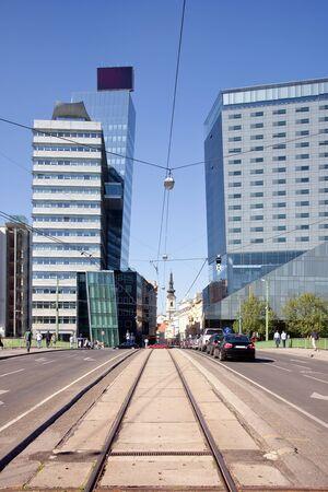 municipal: Vienna. Municipal landscape
