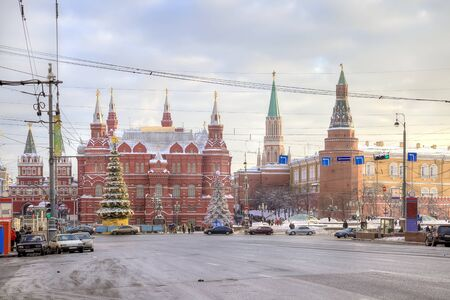 Moscow. Urban landscape photo