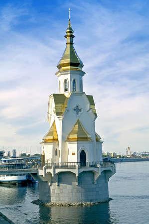 nikolay: Church of Saint Wonderworker Nikolay on waters