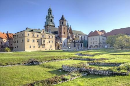 ヴァヴェル城の大聖堂