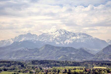 Outskirts of city Salzburg photo