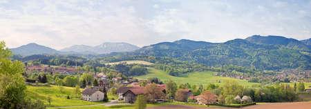 outskirts: Outskirts of city Salzburg