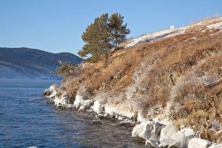 Lake is Baikal Stock Photo - 16682130
