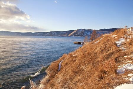 Lake is Baikal Stock Photo - 16789674