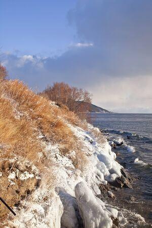 Lake is Baikal Stock Photo - 16789683