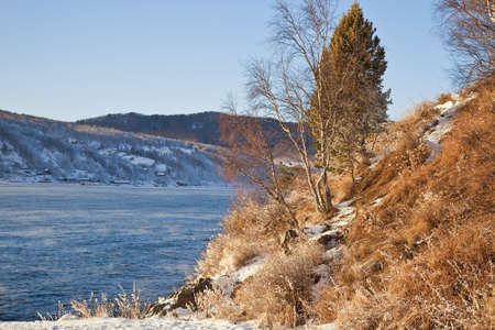 Lake is Baikal Stock Photo - 16789665