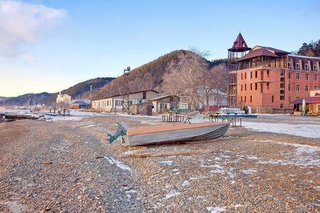 listvyanka: Settlement of Listvyanka