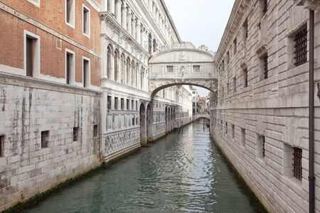 Venice. Bridge of sighs photo