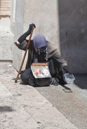 Poverty Stock Photo - 16838050