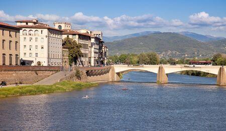 River Arno Stock Photo - 17162290
