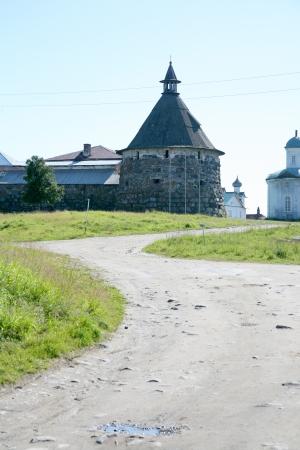 Solovki Stock Photo - 17679880