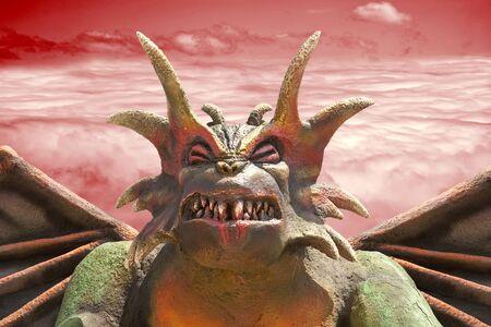 Satan photo