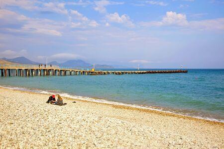 Beach Stock Photo - 18015344