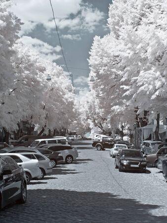 selectivity: Odessa, the urban landscape