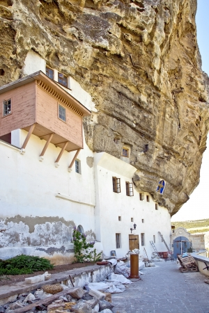Uspensky Cave Monastery photo