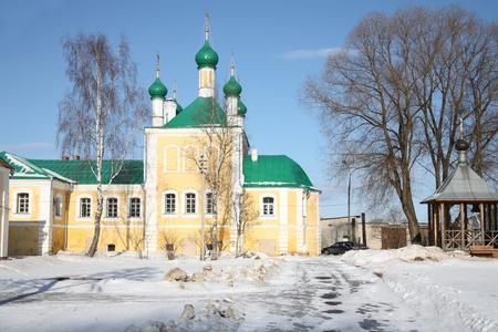 convent: Nikolsky convent
