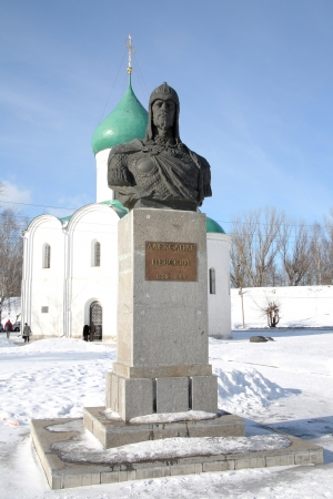 alexander nevsky: Alexander Nevsky  Particularly revered saint and Russian warrior