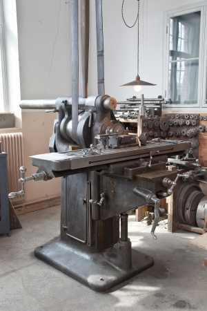 serviceable: In an ancient workshop
