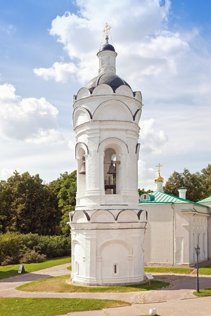 Kolomenskoe. George Church with bell tower  photo