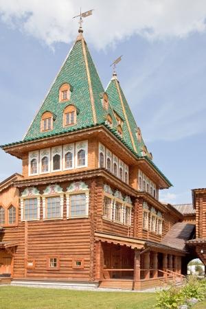 Palace of tsar of Aleksey Mikhailovich Romanov Stock Photo - 21520679