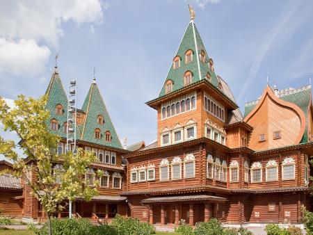 Palace of tsar of Aleksey Mikhailovich Romanov Stock Photo - 21520680