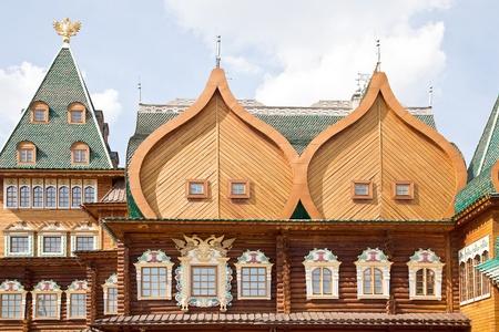 tsar: Palace of tsar of Aleksey Mikhailovich Romanov Editorial