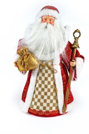 snegurochka: Chinese newyear toys, Ded Moroz and Snegurochka