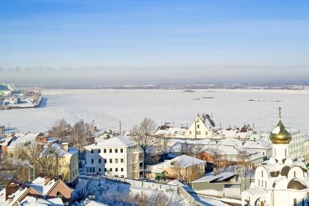 oka: Nizhny Novgorod