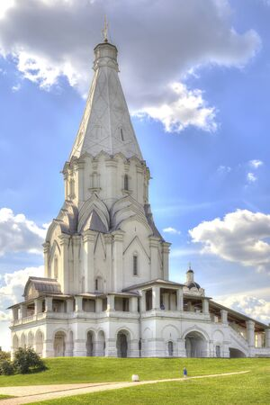 Church of the Ascension. HDR  photo