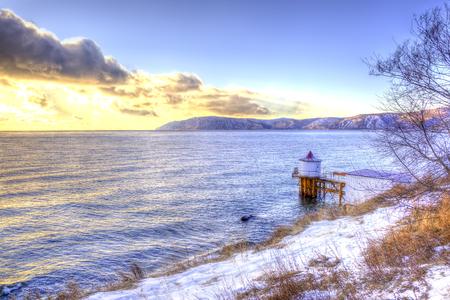 lake Baikal. HDR Stock Photo - 22423485