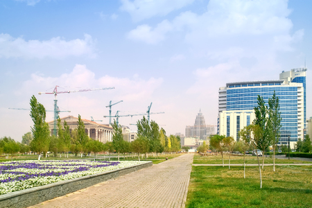 astana: Modern Astana Editorial