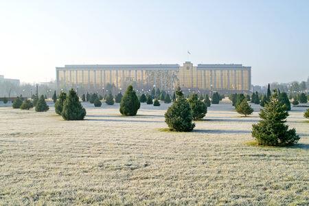 establishment states: Cabinet of Ministers of the Republic of Uzbekistan