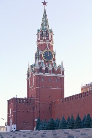 spasskaya: Spasskaya Tower of the Kremlin
