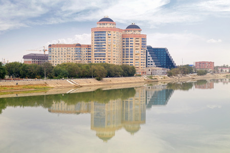 Atyrau. Municipal landscape photo