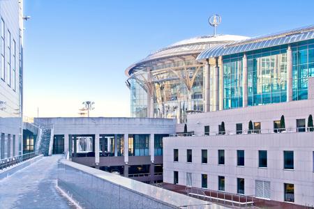 municipal: Moscow, municipal landscape