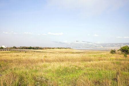 foothills: Crimea. Foothills