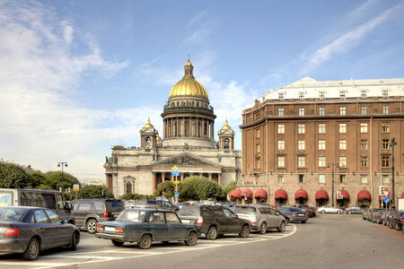 saint petersburg: Saint Petersburg. Cityscape  Stock Photo