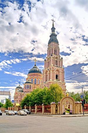 annunciation: Annunciation Cathedral, Kharkiv