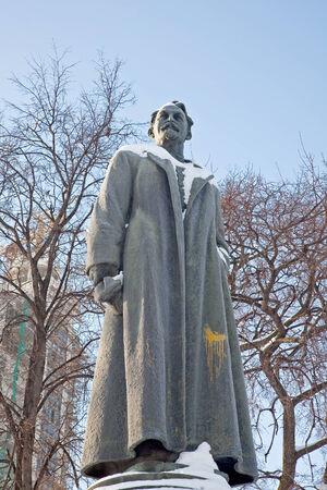felix: Felix Dzerzhinsky monument in the Park Arts