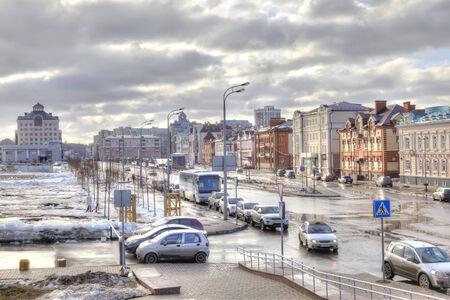 kazan: Kazan. Area Stock Photo