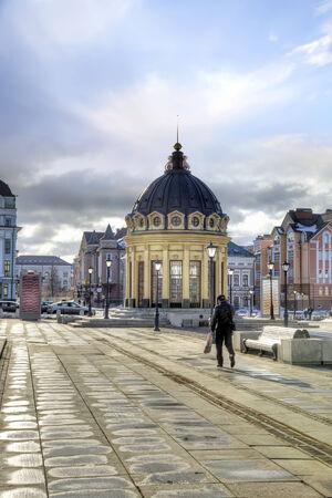 kazan: Kazan, cityscape