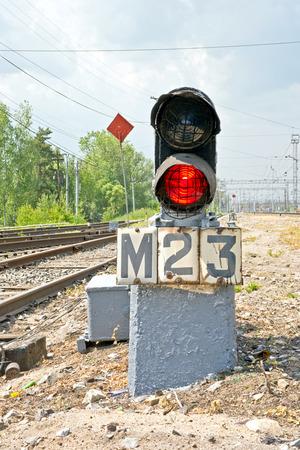 rout: Midget rout traffic-light
