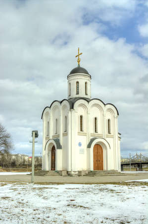 pious: Temple of the Holy Prince Mikhail of Tver