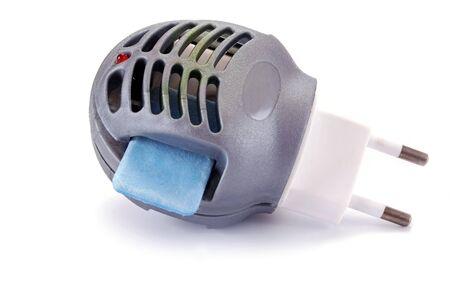 fumigador: fumigador electrodom�stico para repeler moscas y mosquitos Foto de archivo