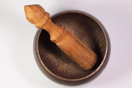 Tibetan Singing Bowl Stock Photo - 19860319