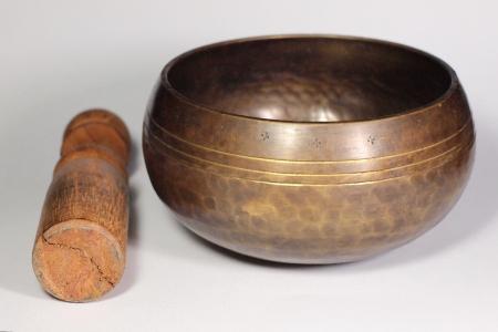 tibetan singing bowl: Tibetan Singing Bowl