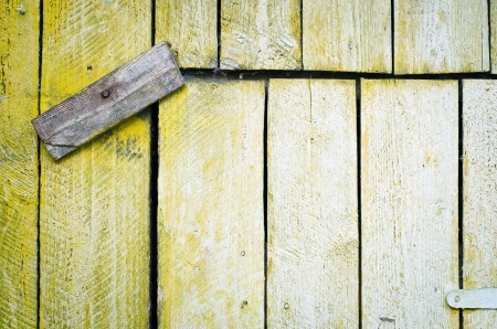 Old grungy wooden door texture Stock Photo - 22147014