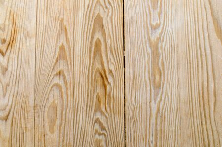 chink: the old wooden brown background texture, horisontal Stock Photo
